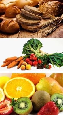 Alimentos baixo índice glicêmico